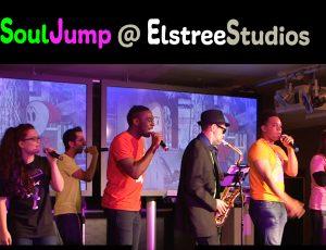Soul Jump @ Elstree Studios
